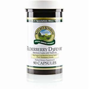 Elderberry d3fense for immune support natures herb garden Olive garden colonial heights virginia